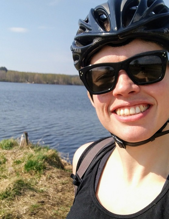 Chloe Kembery finds exploring by bike the perfect pace to see the world