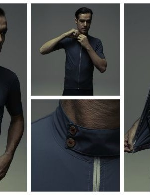 David Millar launched his Chpt. III clothing range in 2015 after retiring from the pro circuit