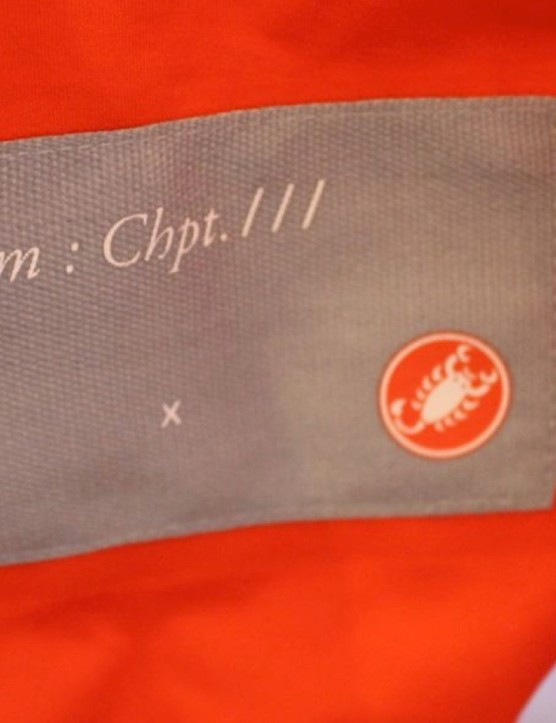 The new Chpt. III jacket – perfect for café cruising