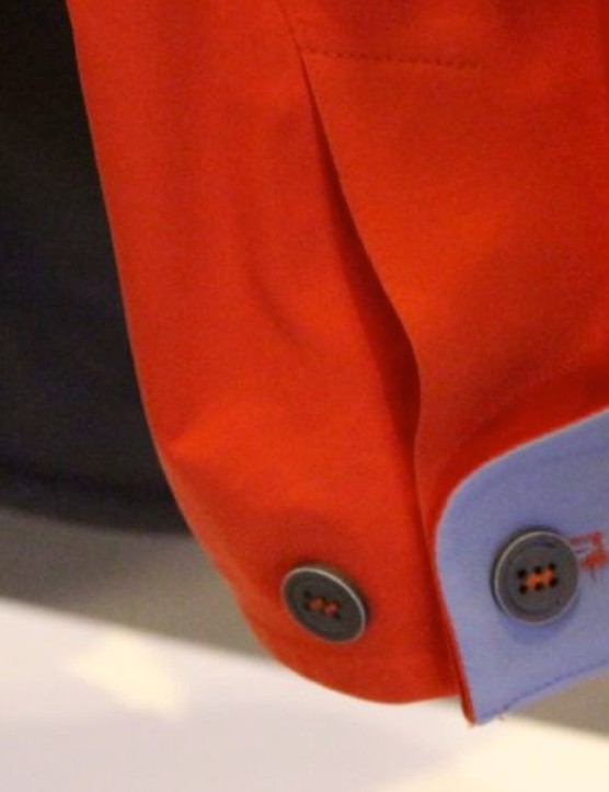 Here's another shot of that button-up cuff