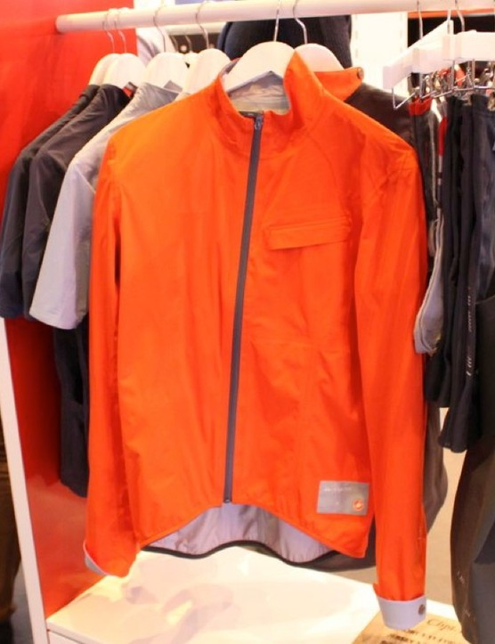 The new Chpt. III jacket from the front