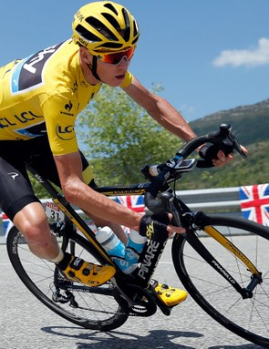Chris Froome says he started winning big races when he stopped wasting energy