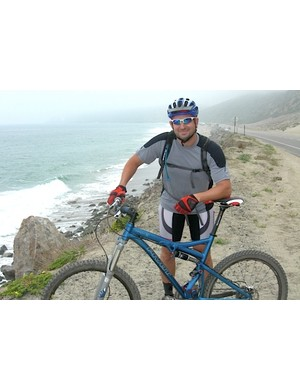 Chris Cocalis, founder of Pivot Cycles.