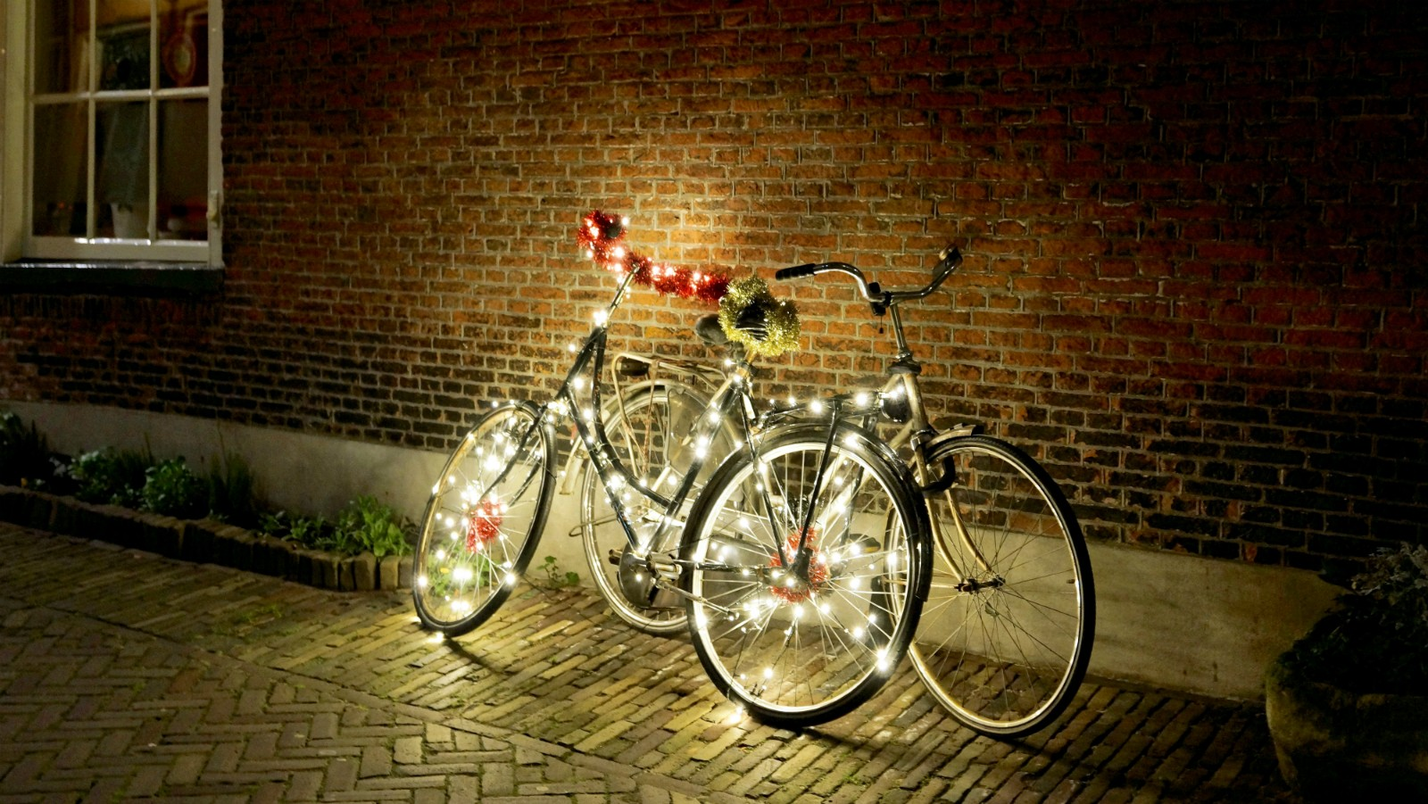 May bikes continue to light up your life in 2018