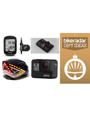Gift ideas for the gadget-obsessed cyclist