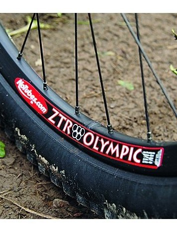 Tubeless Enduro tyres minimise rolling weight