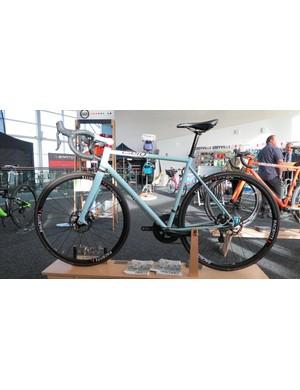The handbuilt steel bikes were renowned for their craftsmanship