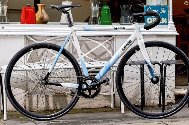 Riding a fixed gear bike will give you speed you've only dreamed about