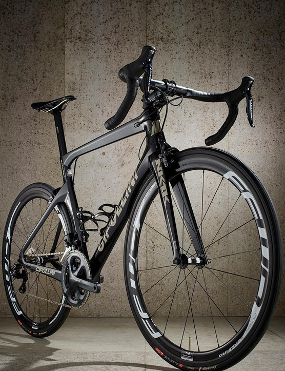 The Shimano Ultegra gearing impresses, even on climbs