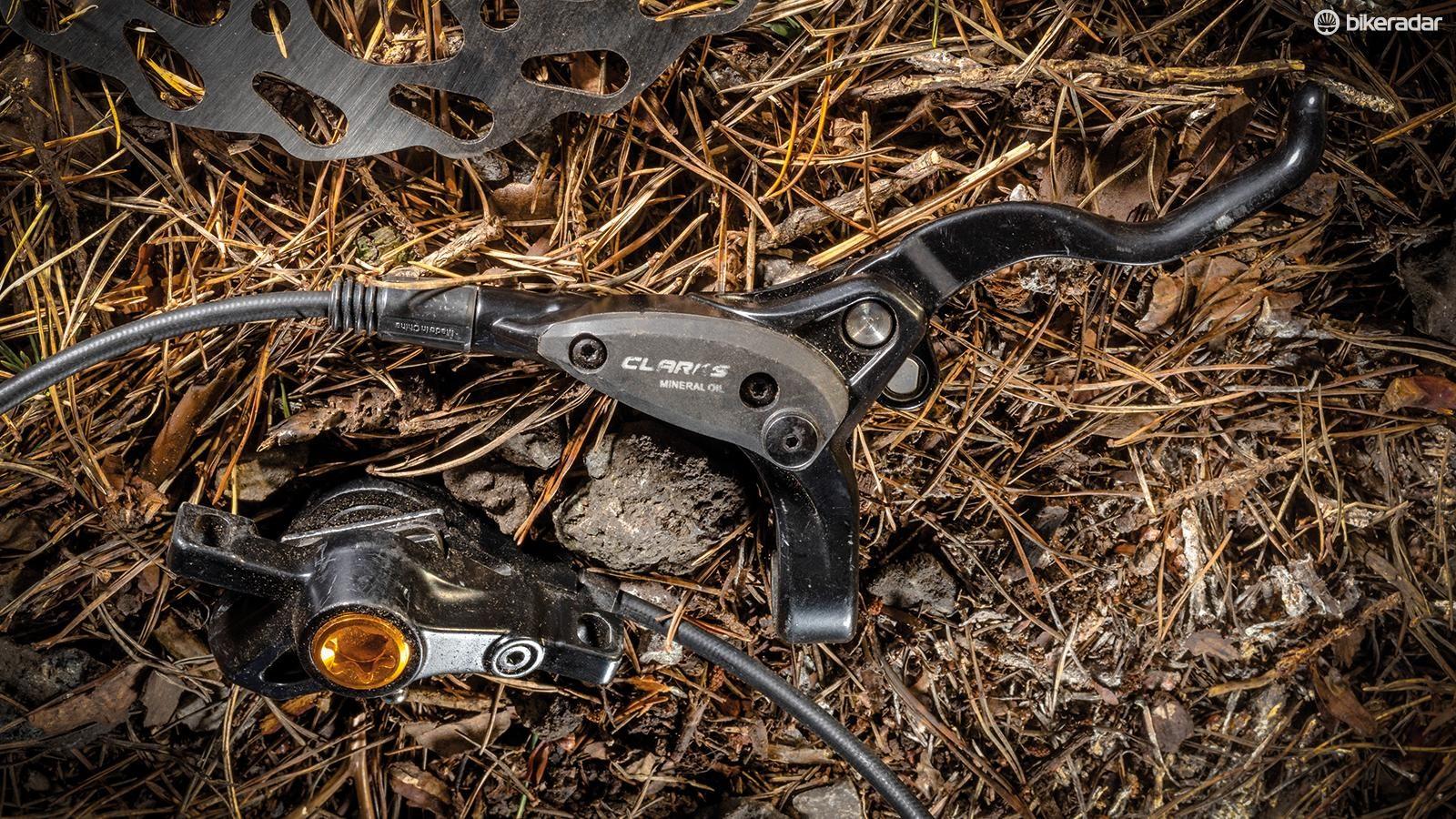 Clarks M2 Hydraulic Brake Set