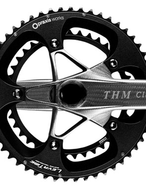 THM's Clavicula cranks might be one of the few examples combining lightweight and reasonable durability — at a cost though