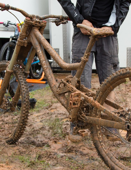 We are always amazed at the amount of people that sell their bike without bothering to clean it