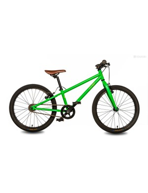 From the trails to the skate park, the singlespeed Owl features 20in wheels and is light enough to be ridden everywhere