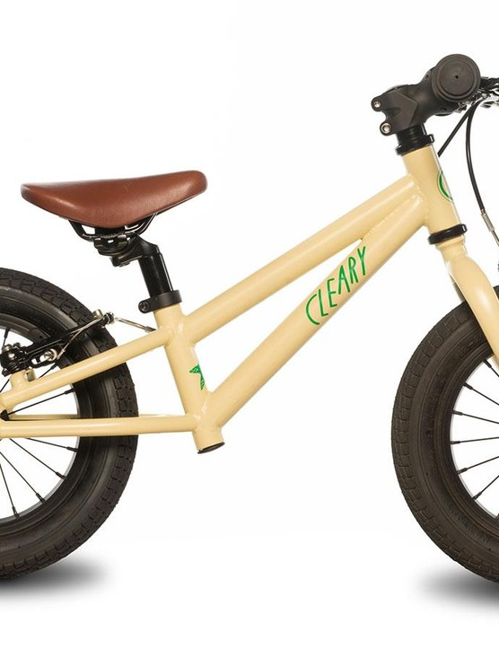 Get them started right with Cleary's Starfish. Forget training wheels, this balance bike is the fast lane for teaching your child how to ride!