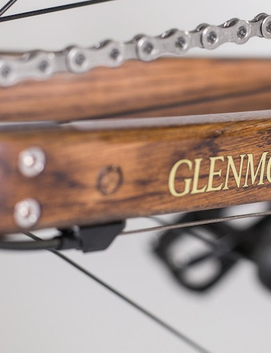 Based in Portland, Oregon, Renovo has been crafting hollow wood bike frames since 2007