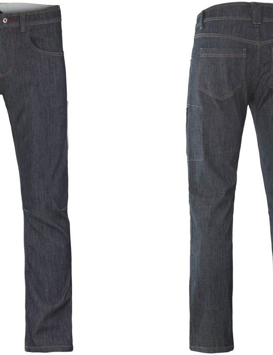Riding to the office or to the bar, it's all fair game with Club Ride's Cog jeans