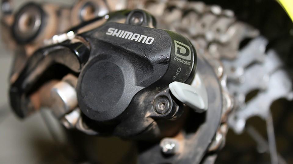 How to adjust a Shimano Shadow Plus clutch rear derailleur - BikeRadar