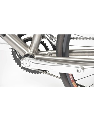 Extra long cranks should help improve pedalling motion