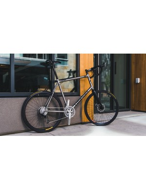 Clydesdale Bicycles makes bikes for larger riders