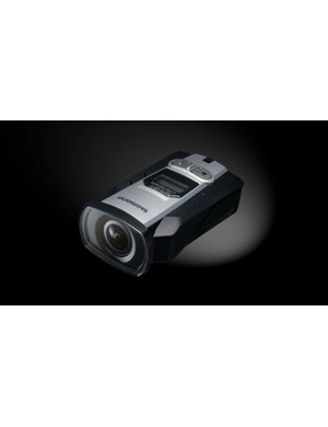 Shimano's new CM-2000 action camera gets auto-recording for capturing all the best bits of your ride