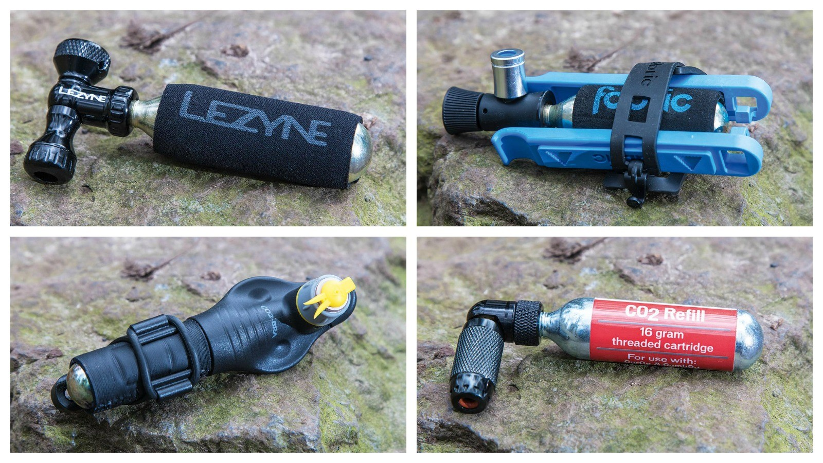 6 of the best: CO2 inflators
