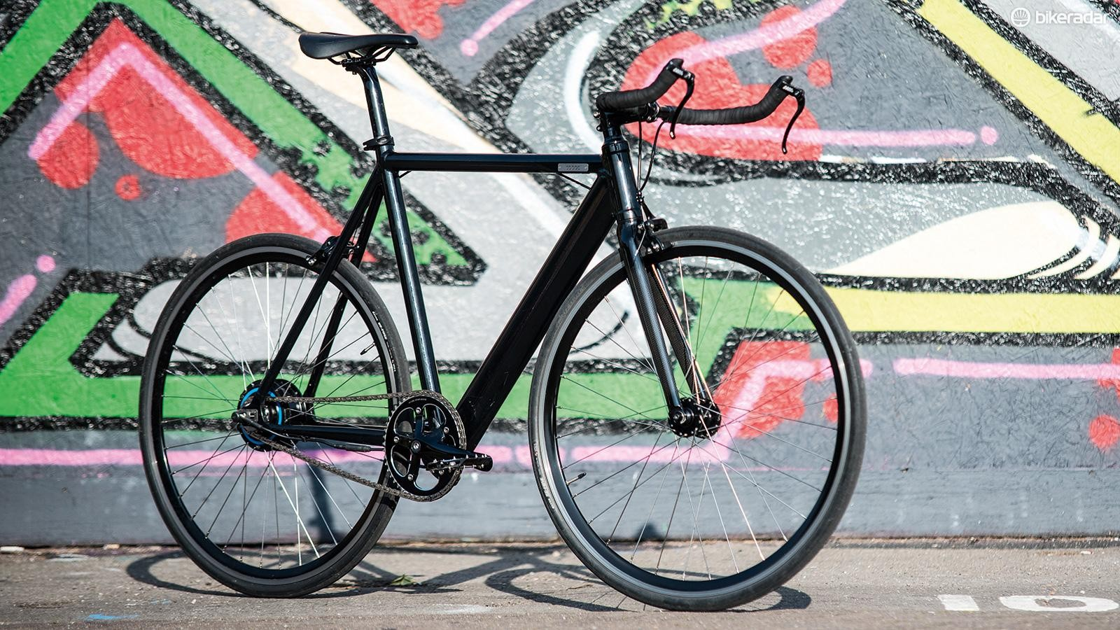 Coboc's slick looking Ecycle