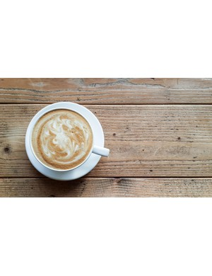 Coffee-drinking riders rejoice