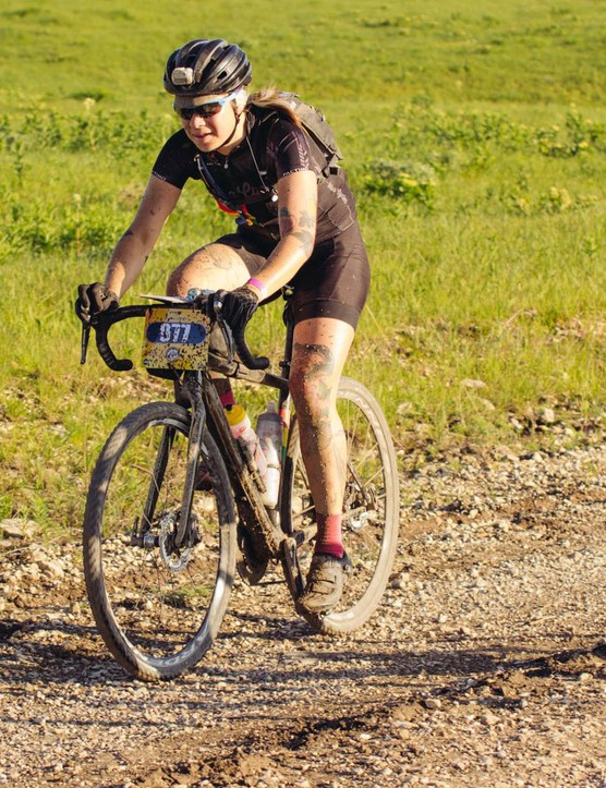 Andrea Cohen has completed the Dirty Kanza multiple times - and she still gets butterflies about it