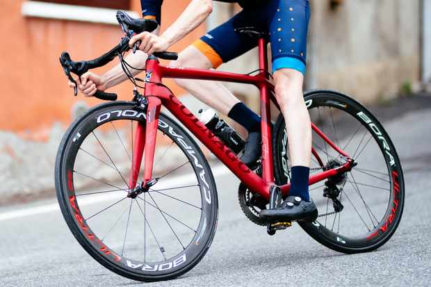 The Colnago V2-R is an all-new Italian superbike