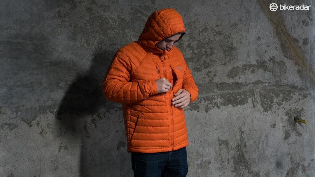Columbia's Altitude Tracker jacket