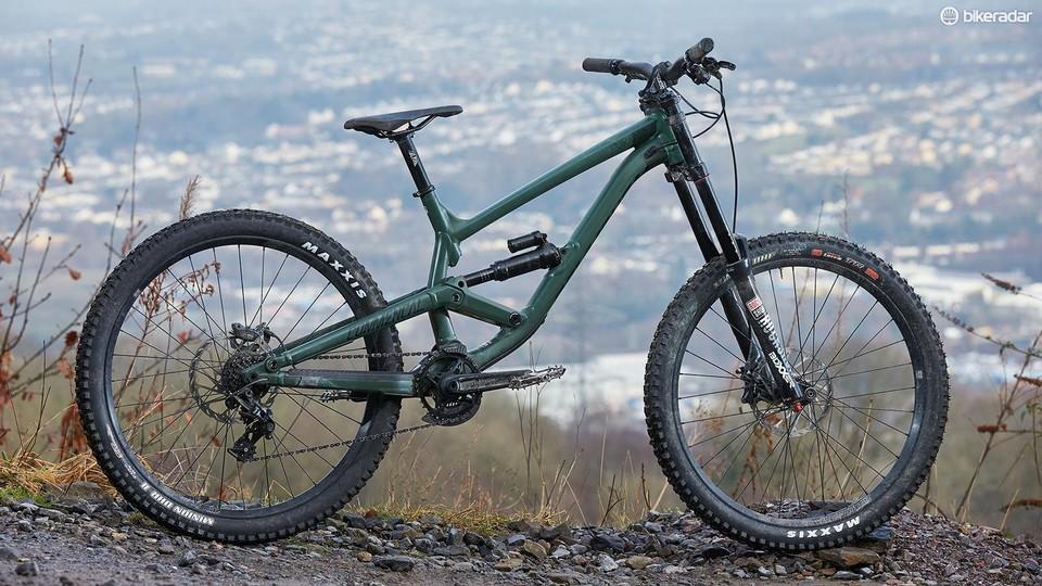 bb2e3523d35 Commencal Furious Essential review - BikeRadar