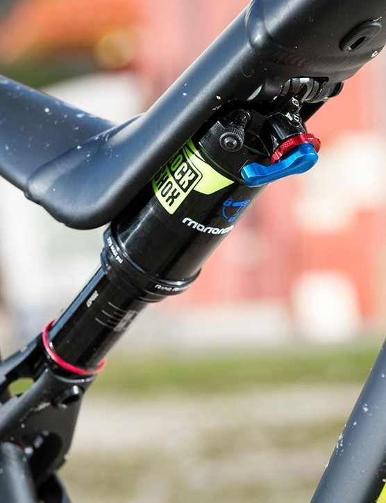 The frame features some lovely detailing