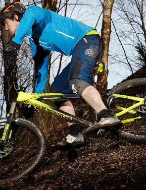 The Meta is a surefooted steed on sketchy downhills