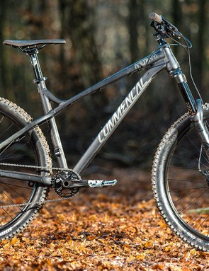 A hard-kicking hardtail for riders who are more about stiffness than subtlety
