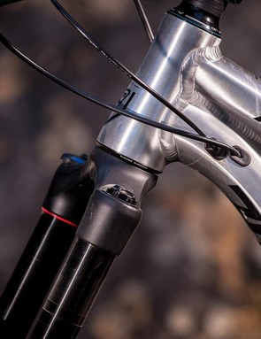 Neat cable routing keeps lines clean