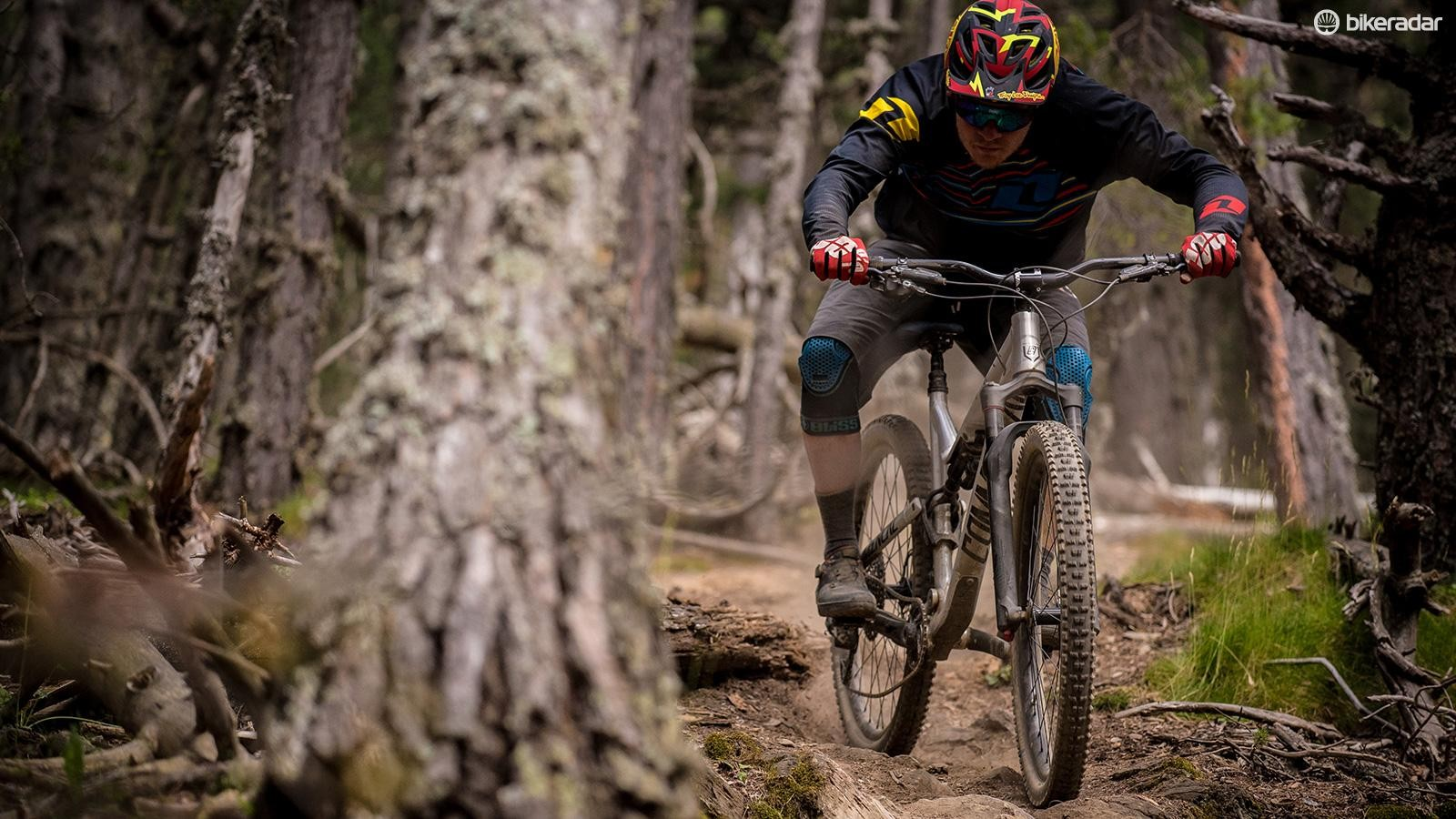 A couple of days riding in Andorra was a great introduction to the bike