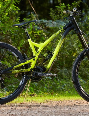 The Commencal Supreme DH V4 World Cup