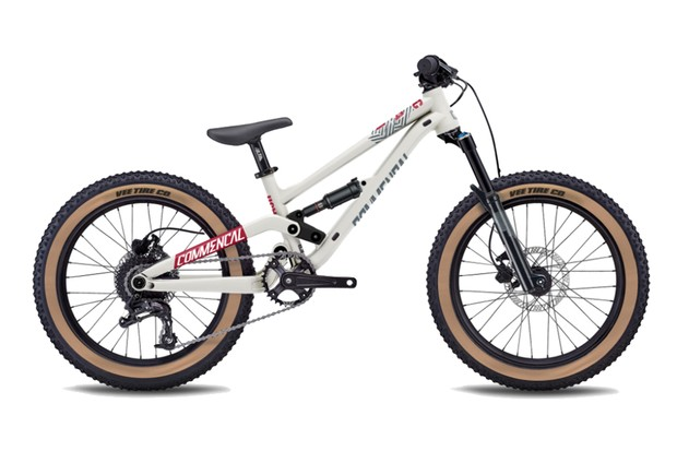 This bike is pricey because it's a scaled-down version of a full-suspension bike