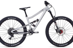 Want a beautifully designed full-suspension bike for your budding enduro rider?