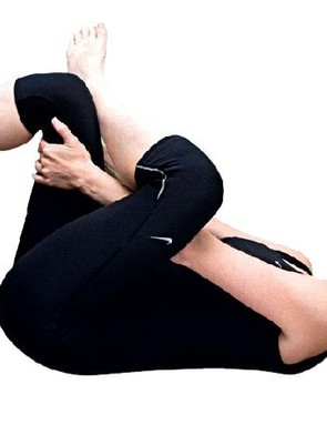 This stretch will ease tension in your piriformis muscle, helping alleviate what's commonly known as 'wallet syndrome'