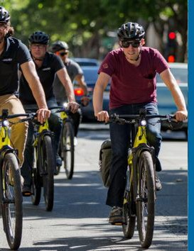 Less stress, more health, and saving money can all be had by choosing to commute by bike