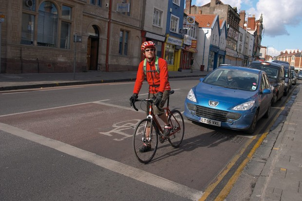 Getting staff to cycle to work will cut congestion