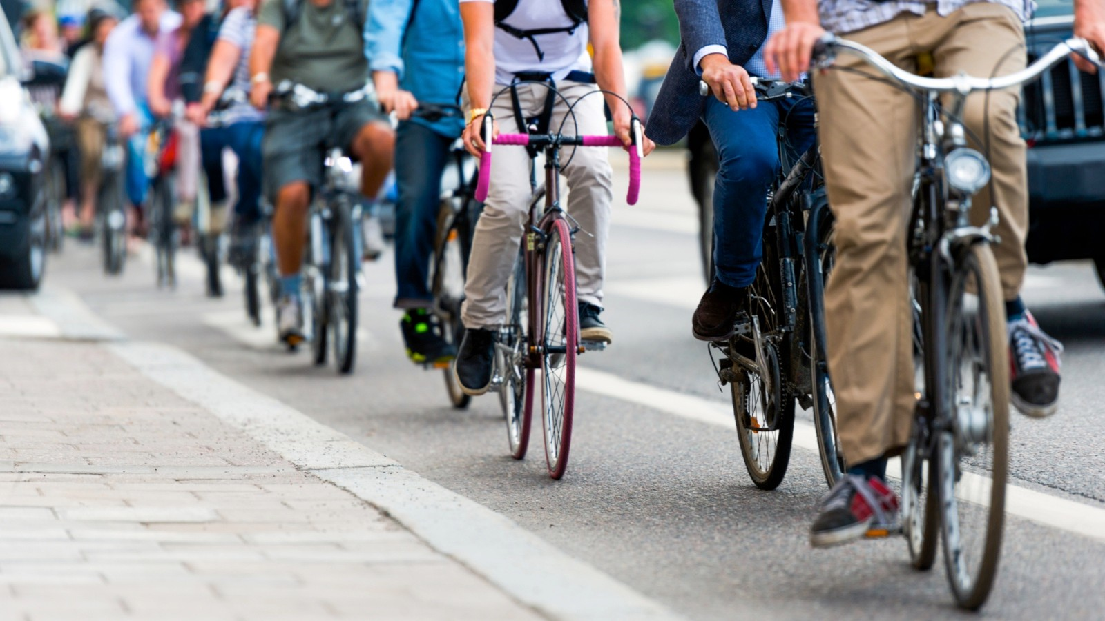 You can commute on any bike, but some are more suitable than others