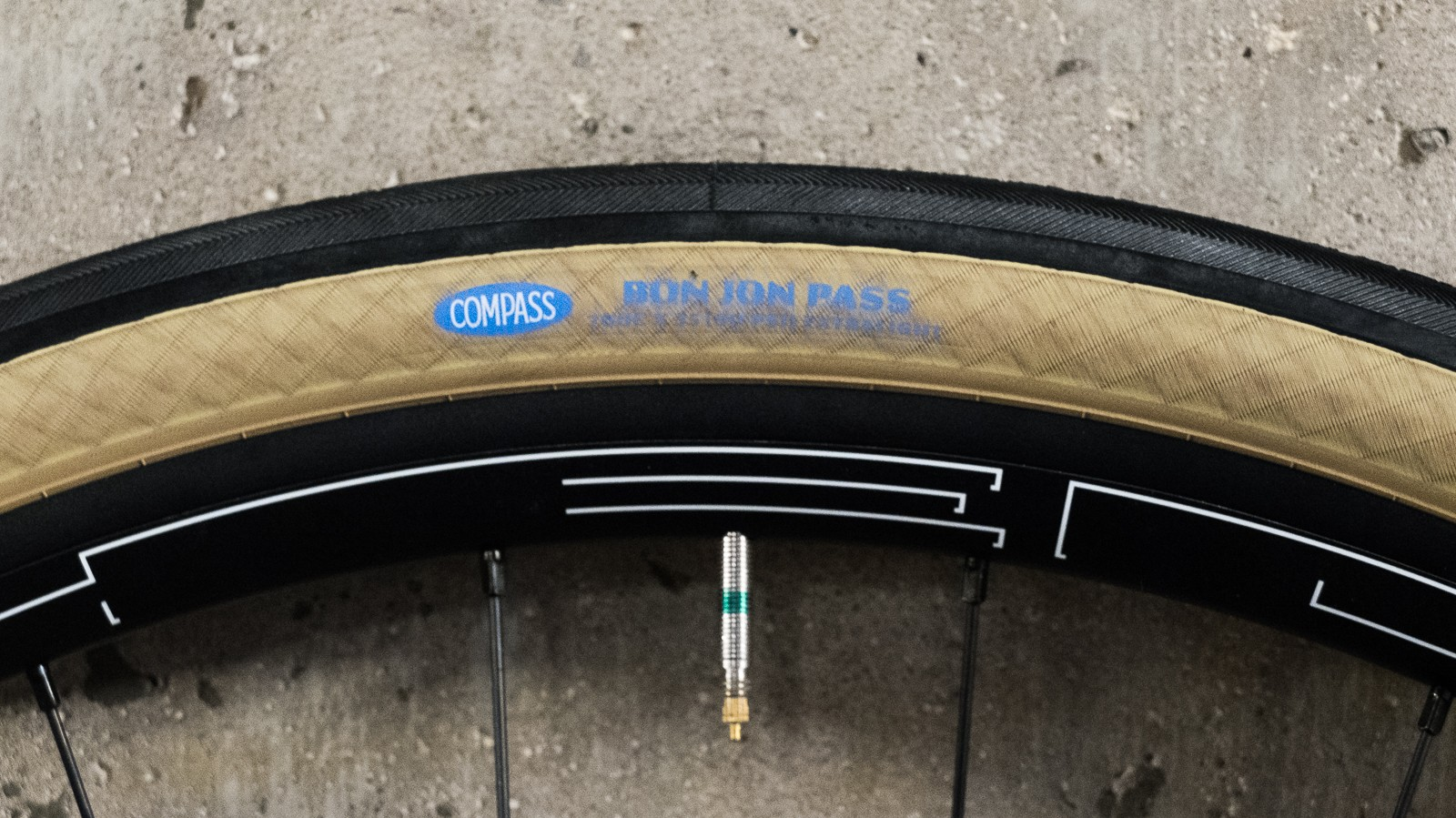 The tires are named after a remote, gravel road in Washington state