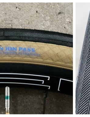 These wide, supple tyres from Compass have piqued our interest