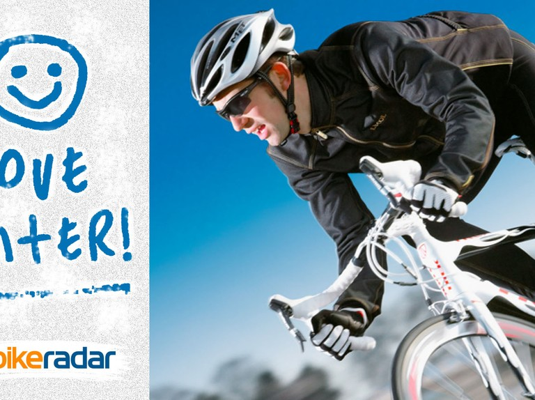 Complete guide to winter road cycling - BikeRadar