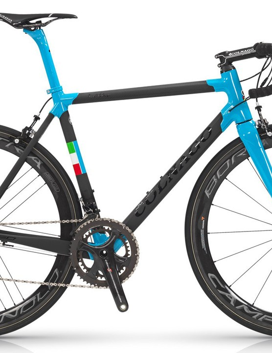 The made-in-Italy C60 remains the flagship bike