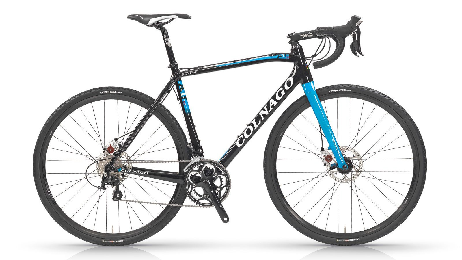 The A-1r CX is a disc-equipped alloy-framed CX racer
