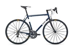 The Condor Acciaio is a classy machine