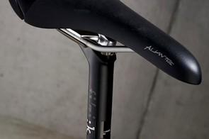 The seatpost clamping collar comes straight from Condor